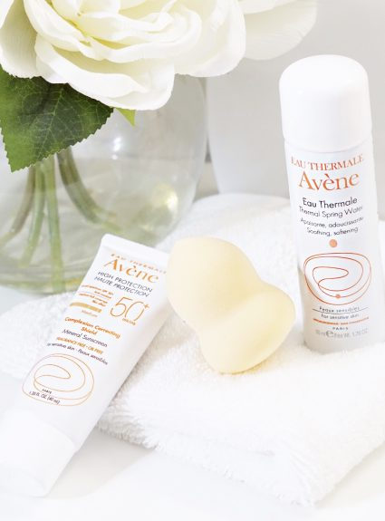 Eau Thermale Avene Mineral Sunscreen