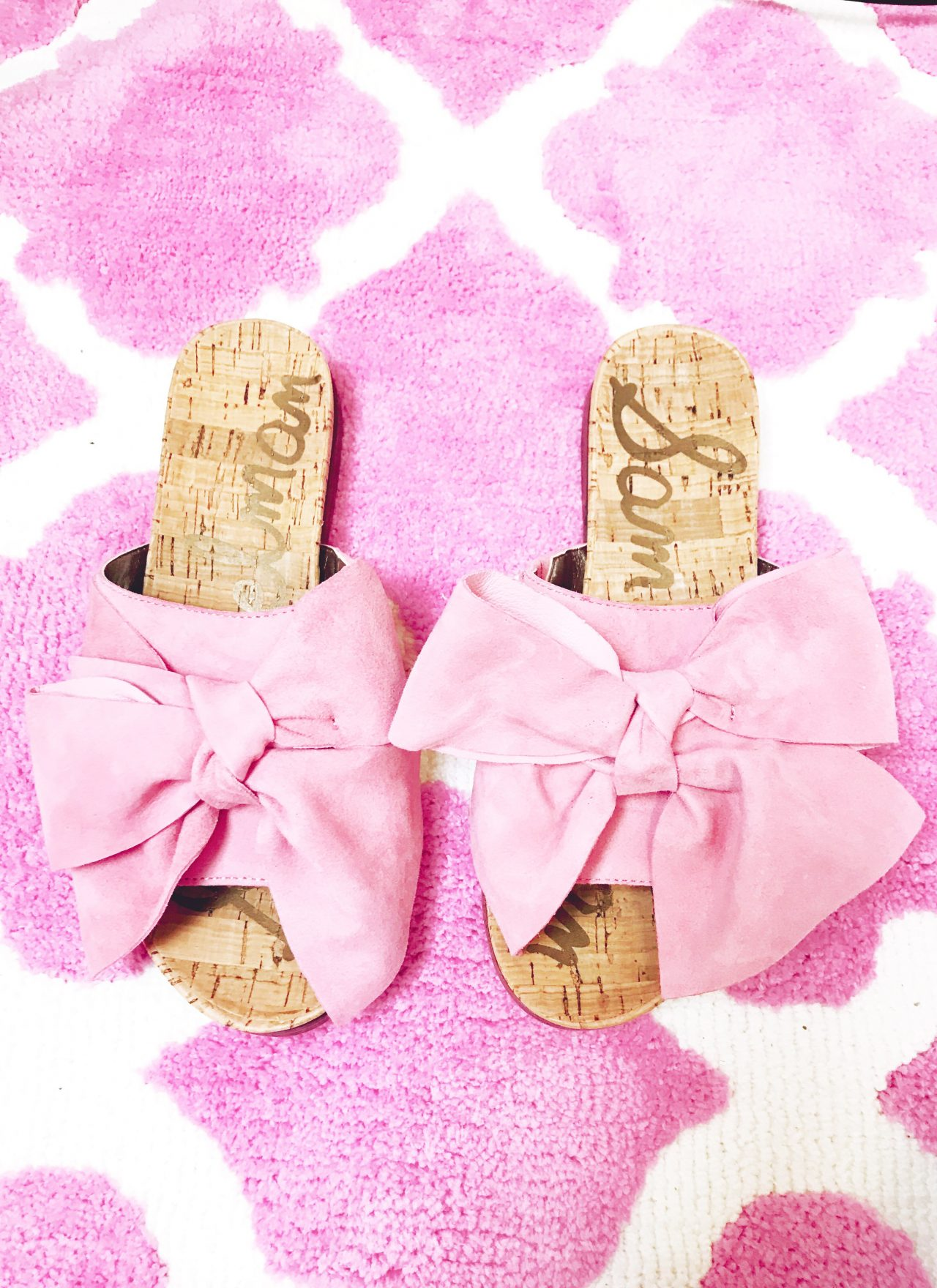 Perfect Pink Bows!