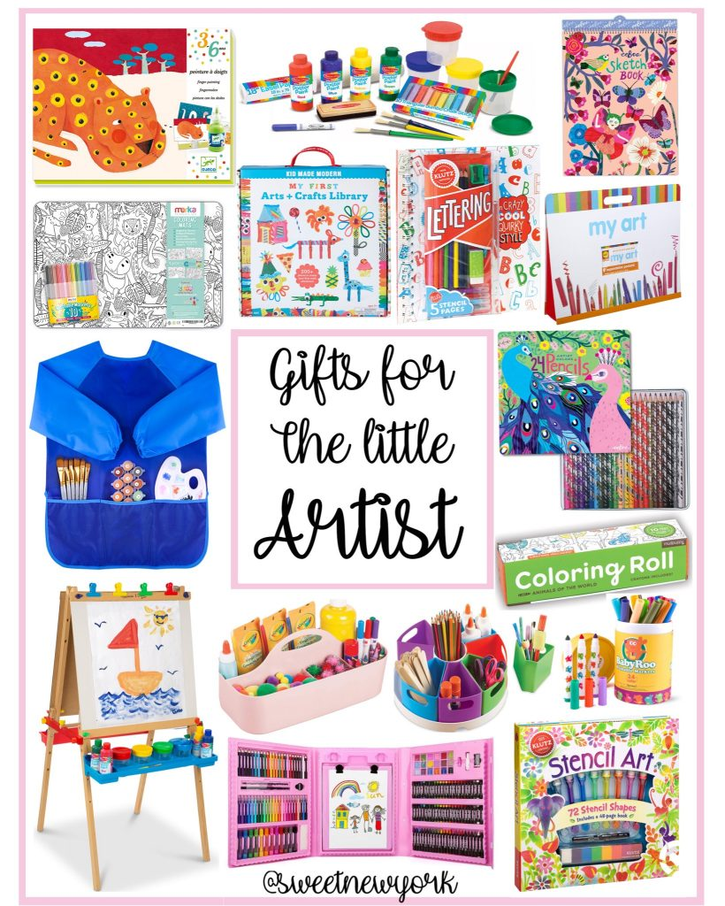 Gifts For Kids Arts And Crafts Sweet New York